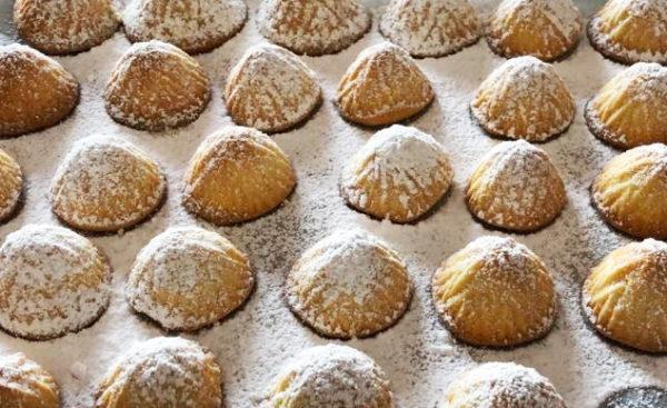 Dessert maamoul aux noix